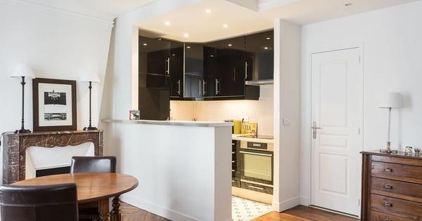 Rénovation complète appartement Haussmannien
