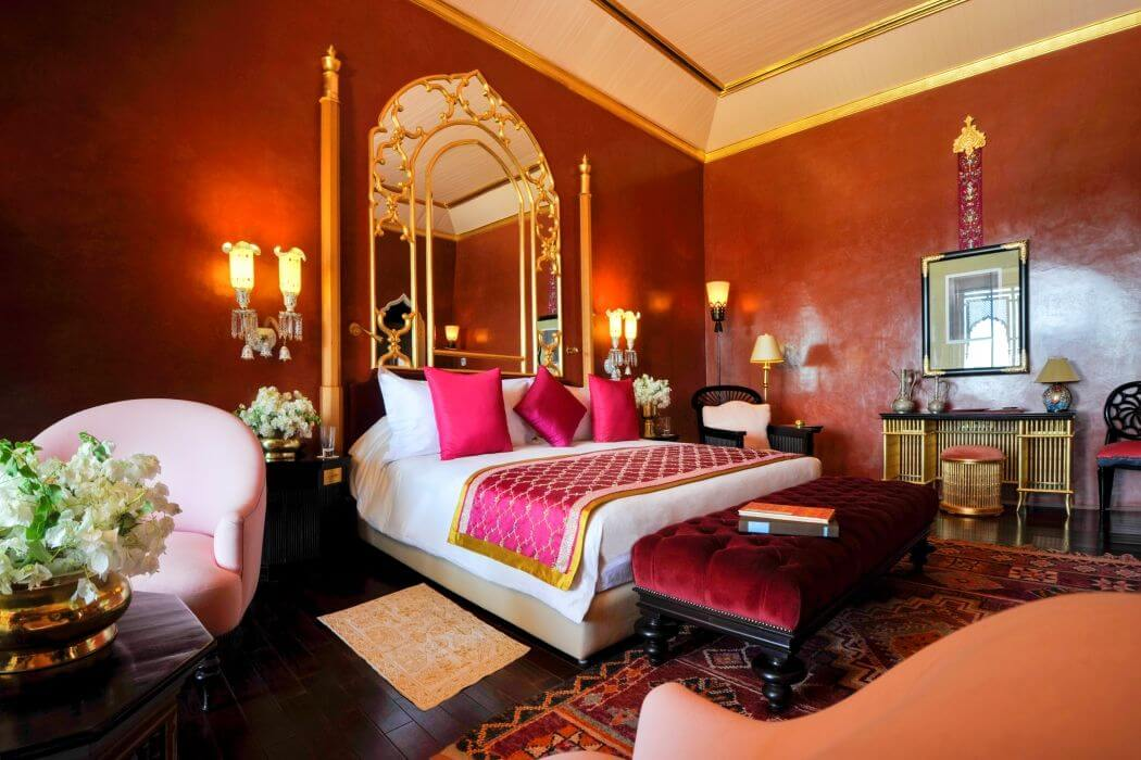 Decoration style oriental ou boheme