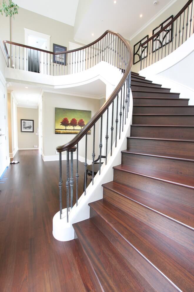 renovation appartement escalier