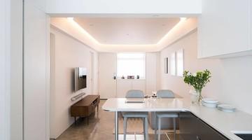 Métamorphose d'un appartement en pied-à-terre moderne