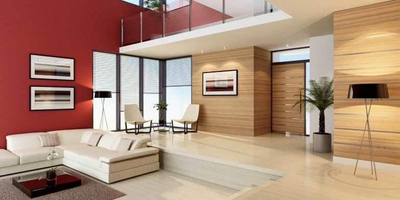 Cout des peintures pour une maison de 150 m²