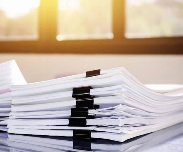 dossier de consultation d'entreprises