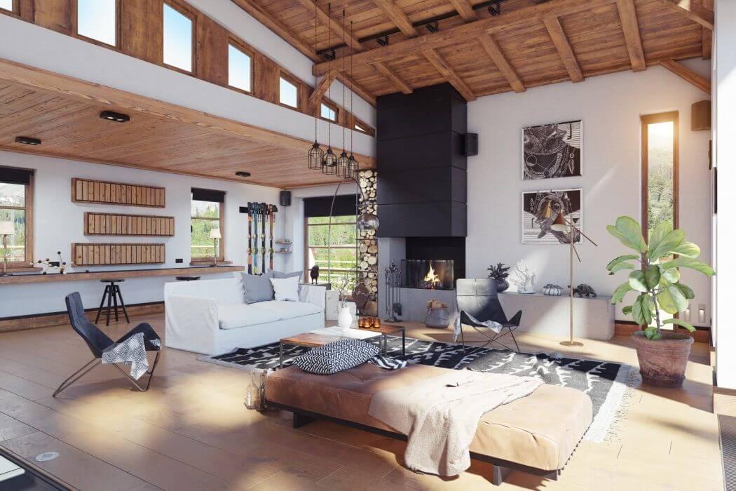 Isolation phonique d'une maison en bois