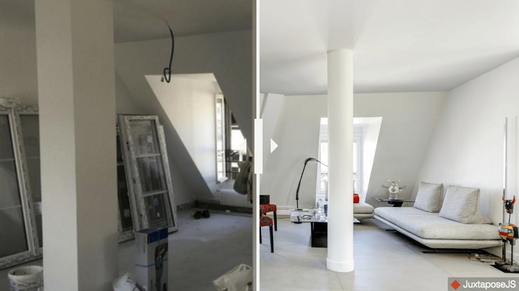 renovation avant apres