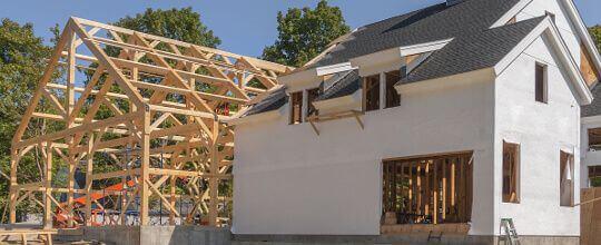 Devis travaux pour une extension de maison