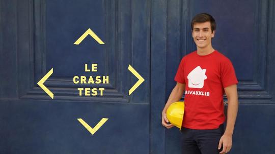 Crash test Figaro Numa Travauxlib