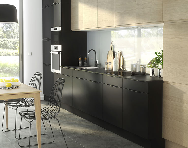 relooker sa cuisine photos et id es d co travauxlib. Black Bedroom Furniture Sets. Home Design Ideas