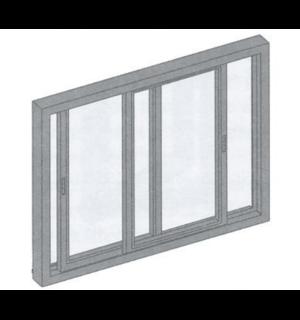 Fenêtre ou baie coulissante