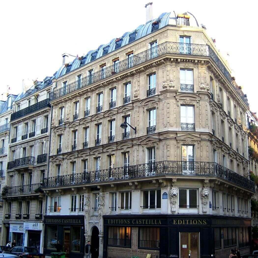 Immeuble Haussmannien - Style architectural