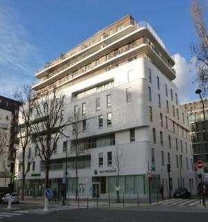 Immeuble des années trente