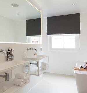 refaire ou r nover sa salle de bain avec le guide travauxlib. Black Bedroom Furniture Sets. Home Design Ideas