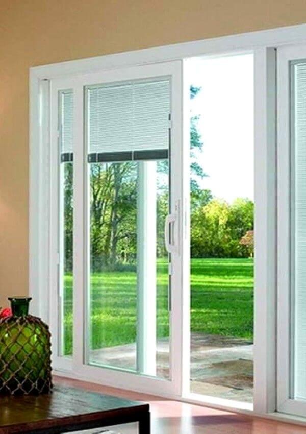 porte-fenetre et baie vitree