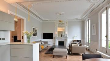 Rénovation haut de gamme d'un appartement de 135 m²