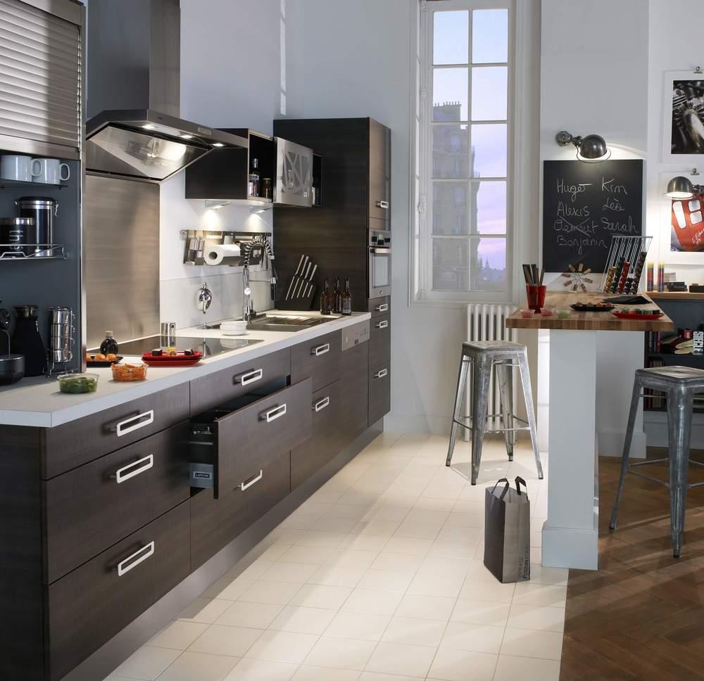 Relooker sa cuisine photos et id es d co travauxlib - Poignee cuisine lapeyre ...
