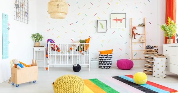 Top 10 des papiers peints chambre d\'enfant ou bébé