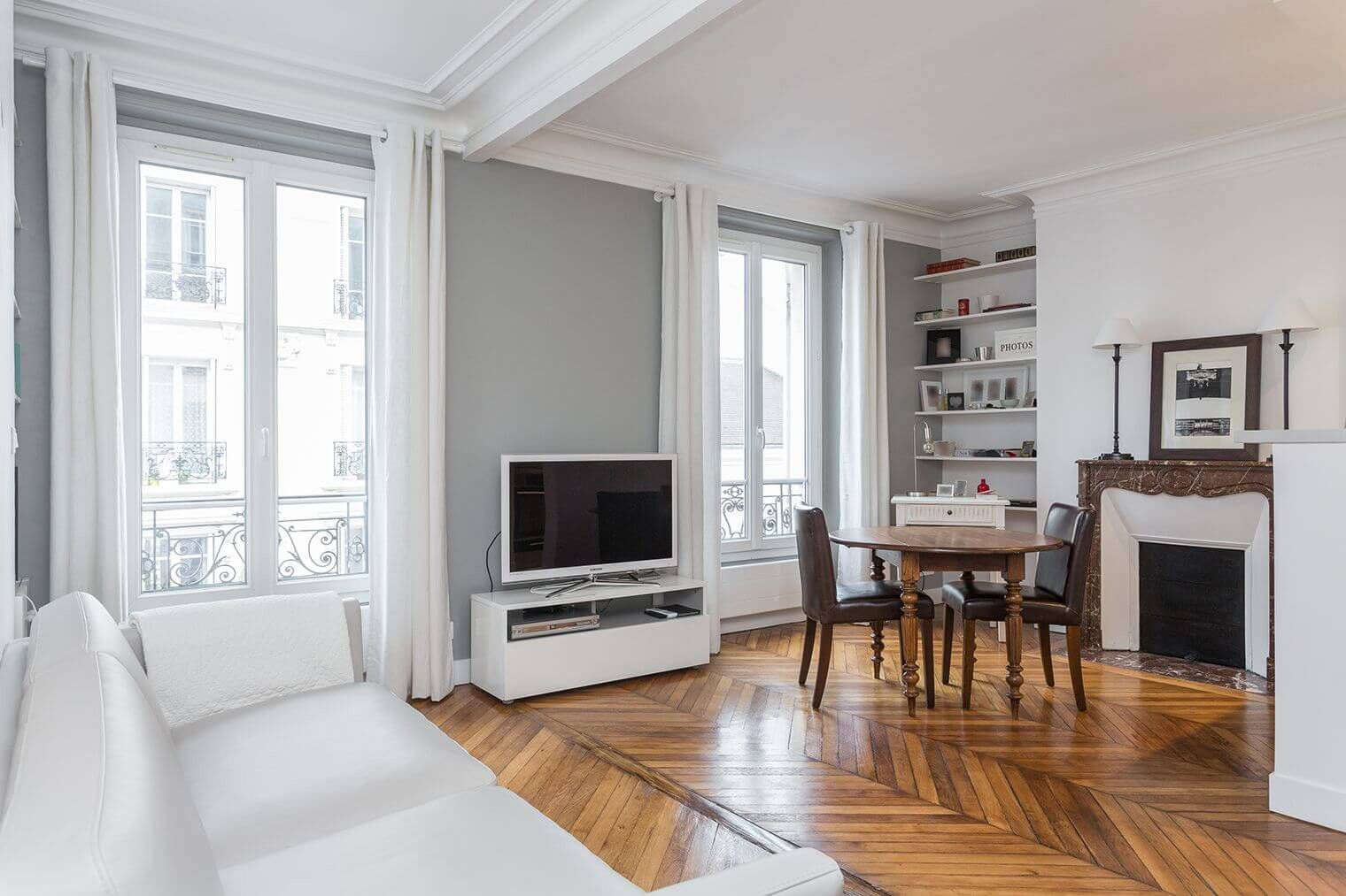 renovation d'un appartement haussmannien