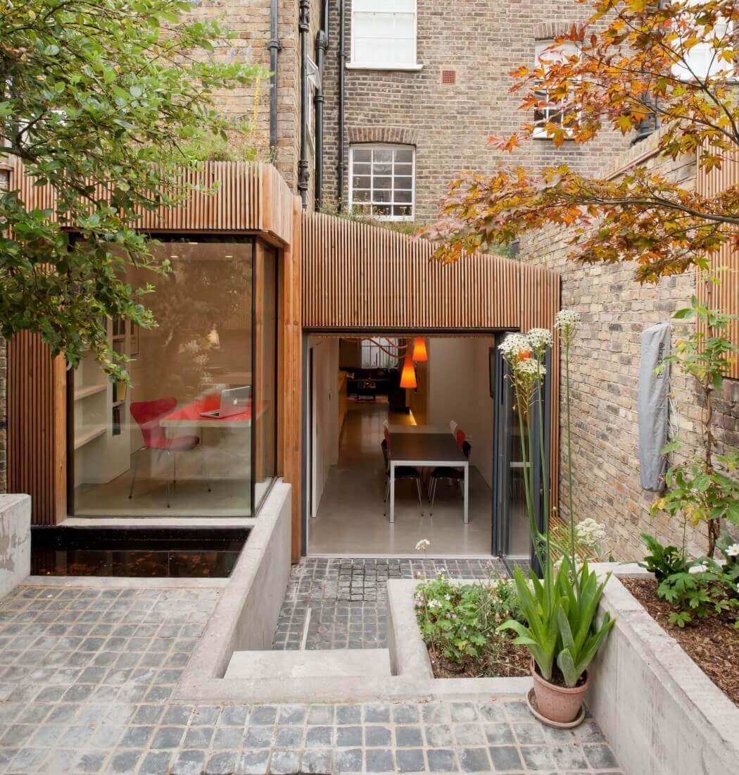 Cout au m² d'une extension de maison en bois