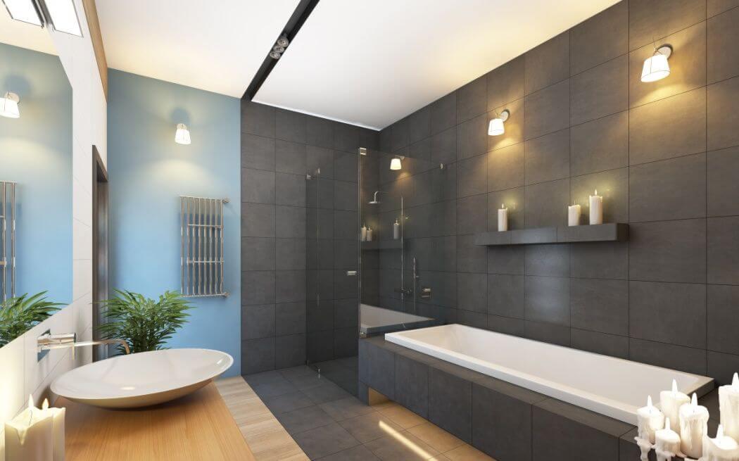 Luminaires pour décorer une salle de bain