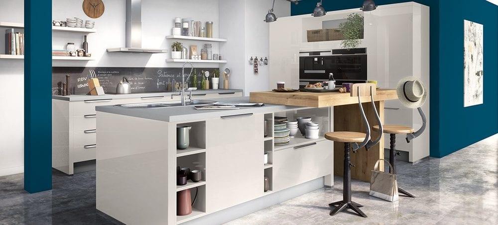 cuisine ixina style minimaliste