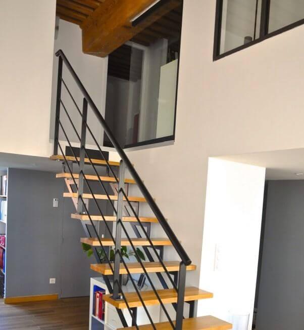 Renover un appartement canut lyonnais
