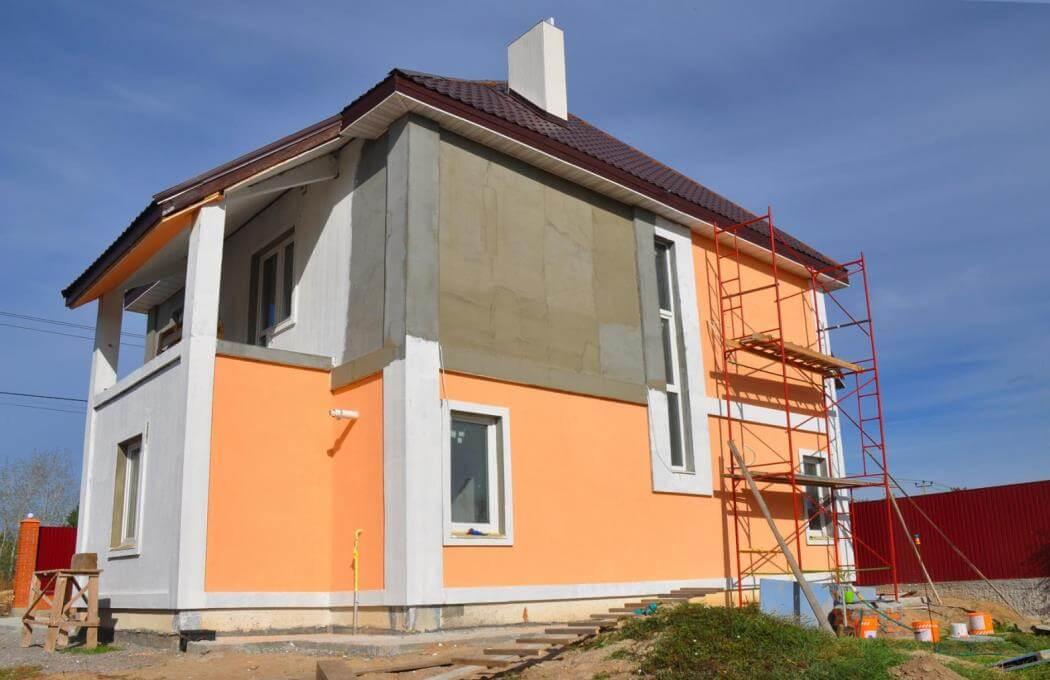 Préparation ravalement de façade