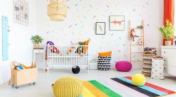 Top 10 papier peint pour chambre d'enfant