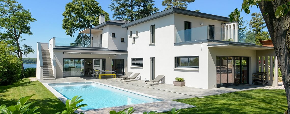 constructeur de maison contemporaine ile france ventana blog. Black Bedroom Furniture Sets. Home Design Ideas