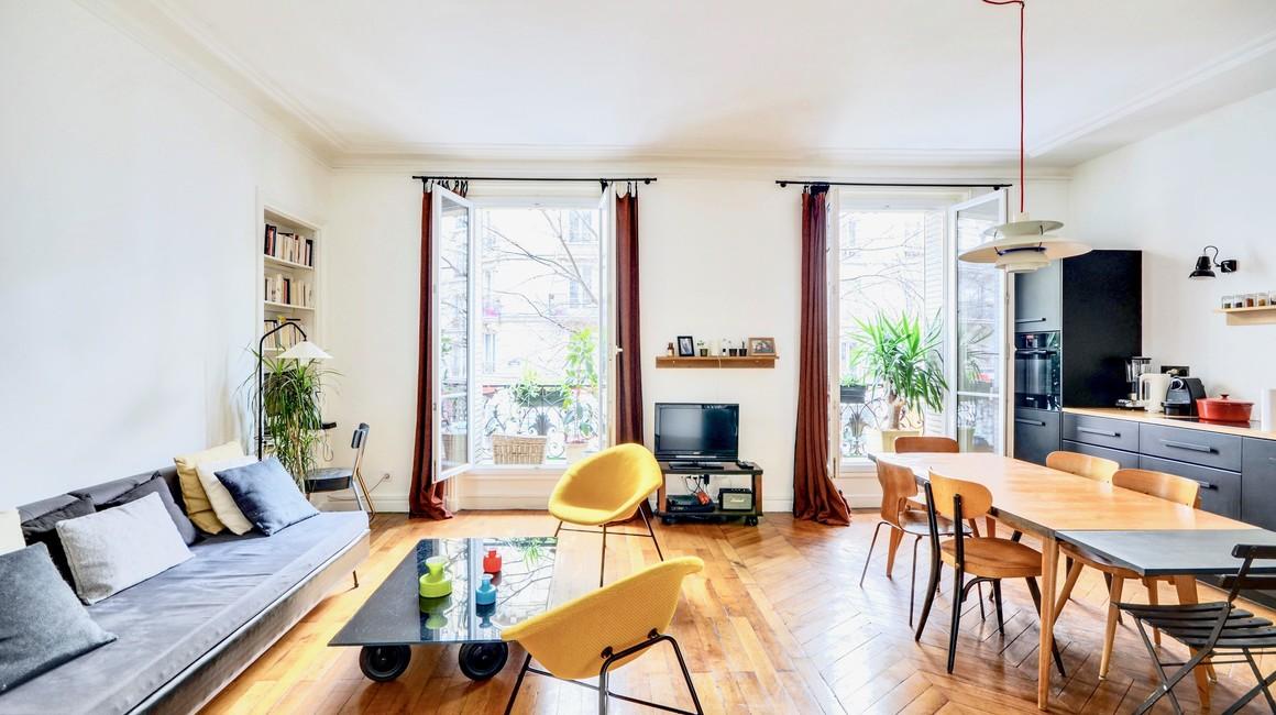 appartement Parisien rénovation complète