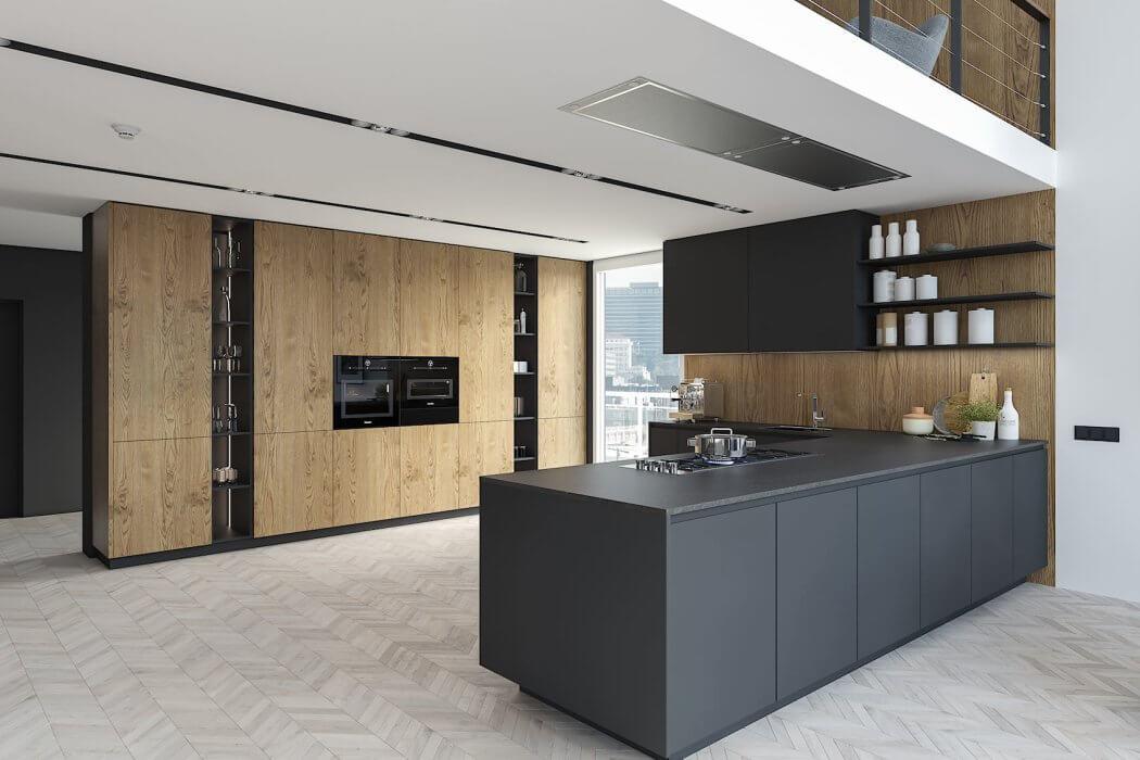 quel est le prix d 39 une cuisine quip e tarifs 2019. Black Bedroom Furniture Sets. Home Design Ideas