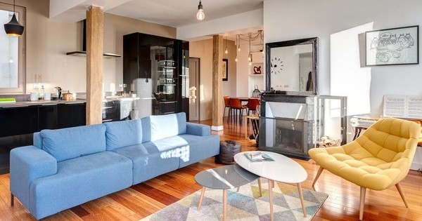 Rénovation d'appartement : peintures, verrière et salle de bain