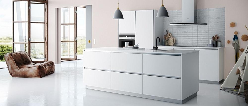 cuisine Kvik style simple et minimaliste