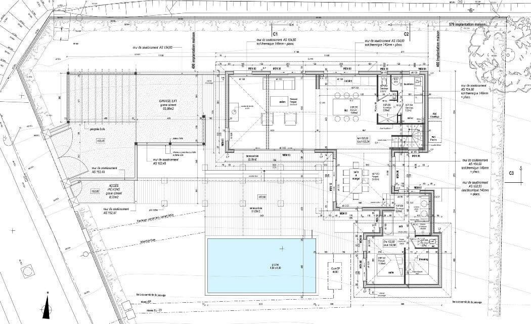 Plan D Architecte Esquisse Perspective A Quoi Servent Ils