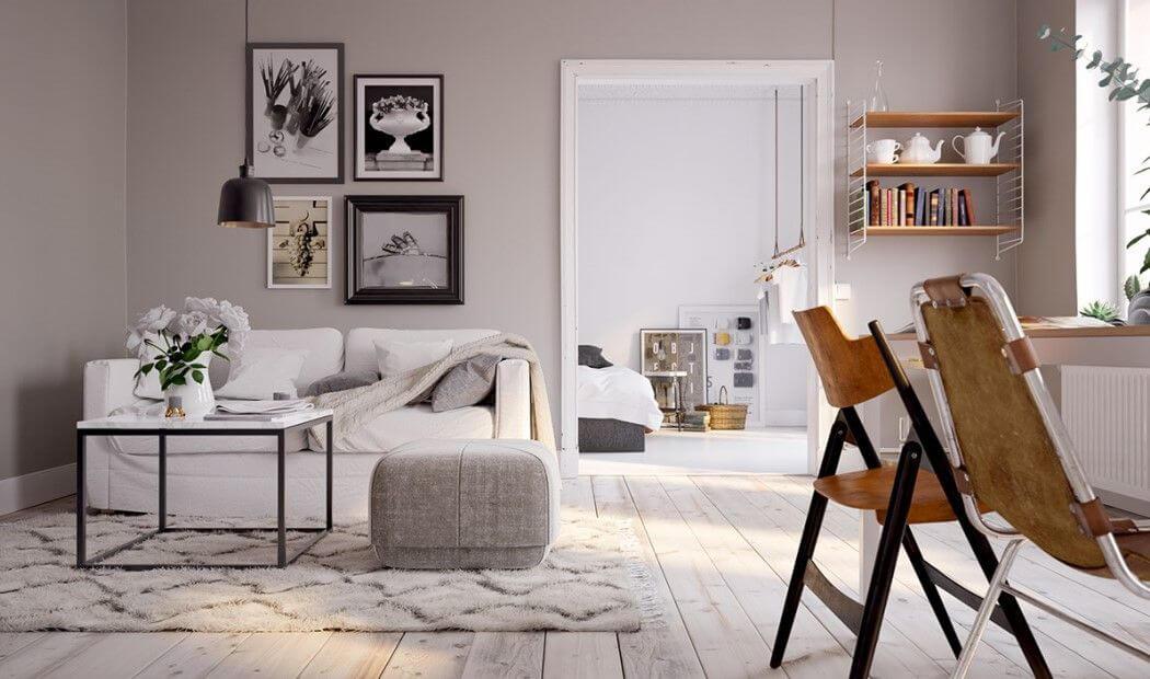 Achat d'un appartement ancien à rénover