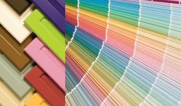 coloris pour du mobilier sur mesure