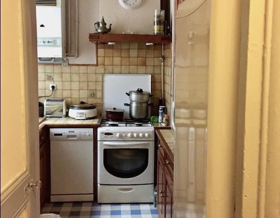 cuisine renovation appartement paris