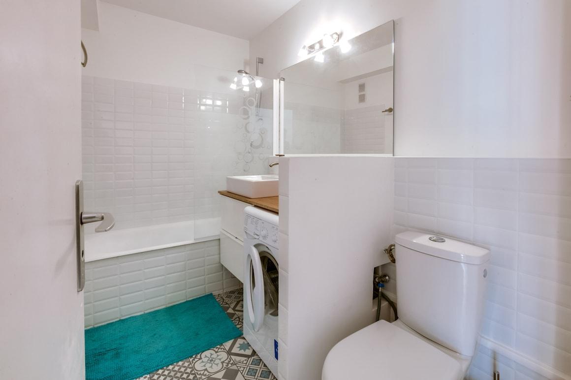avant apres salle de bain studio petits espaces