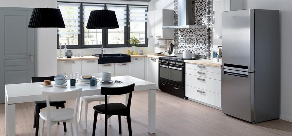 cuisine Schmidt style nordique cuisine en bois contemporaine